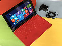 "Microsoft Surface RT 1516 32Gb IPS 10.1"" + Клавиатура + ЗУ"