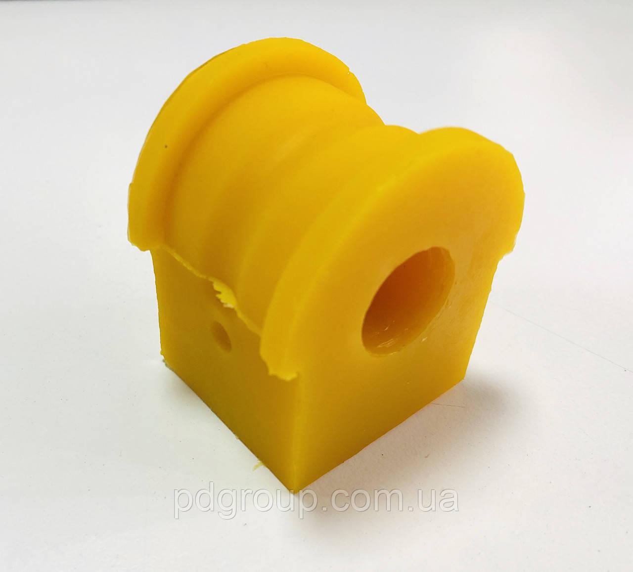 Втулка стабілізатора поліуретан переднього d= 18.5 мм Рено Лагуна 2 Renault Laguna 2 OEM 82 00 272 594
