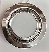 Светильник светодиодный мебельный Feron LN7 3W хром белый черный, фото 1