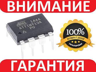 Микроконтроллер ATtiny13