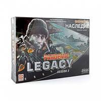 Пандемия: Наследие сезон 2 Черная коробка (Pandemic: Legacy season 2) - Настольная игра. Стиль жизни (321467)