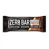 Протеиновый Батончик ZERO Bar Вкус Шоколада и Печенья BiotechUSA 50 гр, официальный сайт