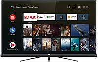 Телевизор TCL 55DC760  (PPI 1700Гц, Ultra HD 4K, Smart TV, Wi-Fi, Dolby Digital Plus 2x15 Вт, DVB-C/T2/S2)