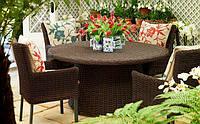 Преимущества плетеной мебели для Вашего комфорта.