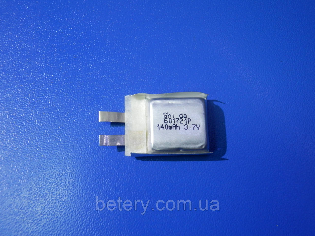 Аккумулятор Li-pol Shida 601721P 3,7v 140mAh