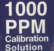 Калибровочные растворы для кондуктометров ( ТДС-метров)