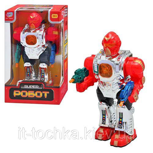 Музыкальный робот play smart 9522 с оружием