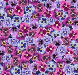 Ковролін флокіроване покриття Flotex Vision Image 000410 pink floral