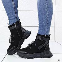 Зимние ботинки Iou,, фото 1
