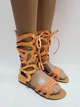 Босоніжки чобітки 36-41