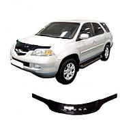 Дефлектор капота  Acura MDX  2001–2006, Мухобойка Acura MDX