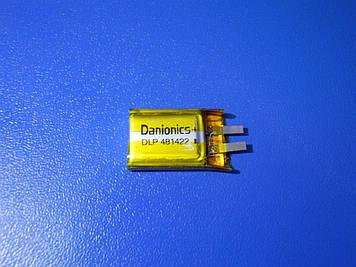 Аккумулятор Li-pol Danionics DLP481422 3,7v 105mAh