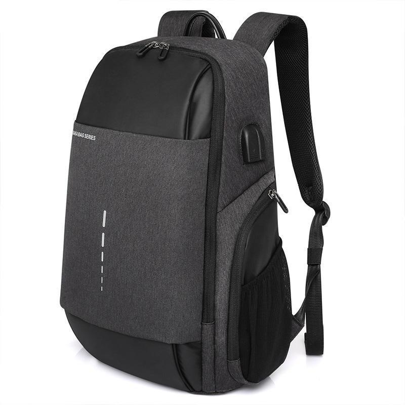 """Городской рюкзак Kaka 2215-10, с USB портом и отделением для ноутбука 15,6"""", 22л"""