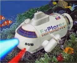 Подводная лодка субмарина на радиоуправлении 8836