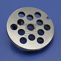 Оригинал решетка для мясорубки Zelmer №5 крупная Ø54мм, фото 1