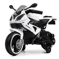 Мотоцикл Bambi М 4103 мотора 2 х 25W,MP3, TF, USB, свет. колес