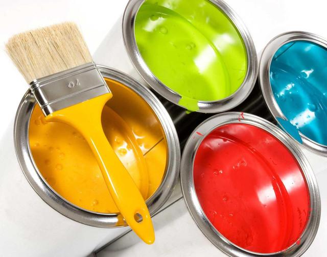 Краски, лаки и грунтовки