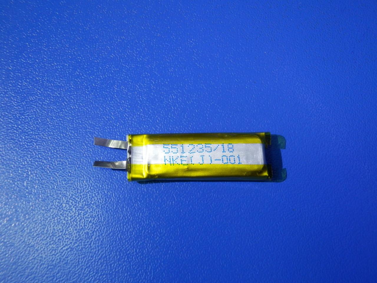 Акумулятор Li-pol DBK382025 3,7 v 130mAh