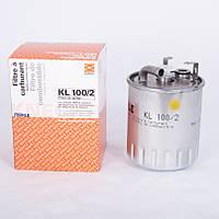 Топливный фильтр (Прямоточный)  Sprinter 00-06/Vito 99-03 2,2 CDI-KNECHT-KL 100/2 -Германия