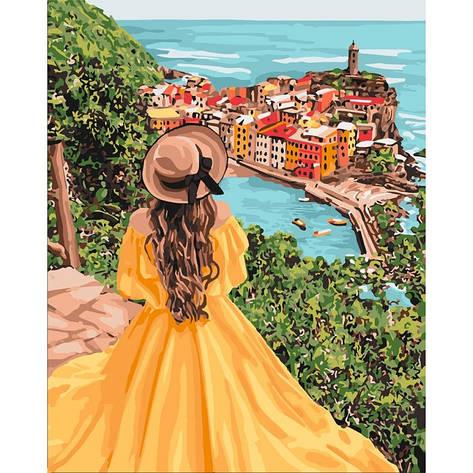 Картина по номерам Удивительный пейзаж КНО4621 Идейка 40x50см, фото 2