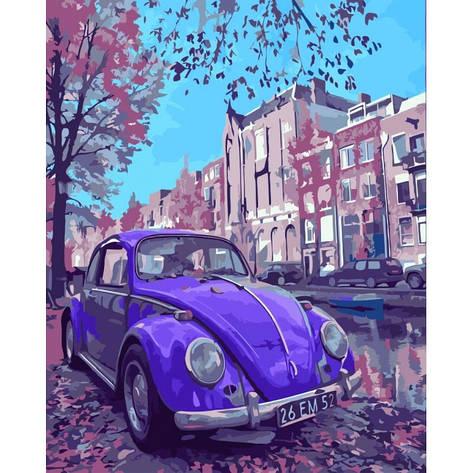 Картина по номерам В стиле ретро КНО2503 Идейка 40x50см, фото 2