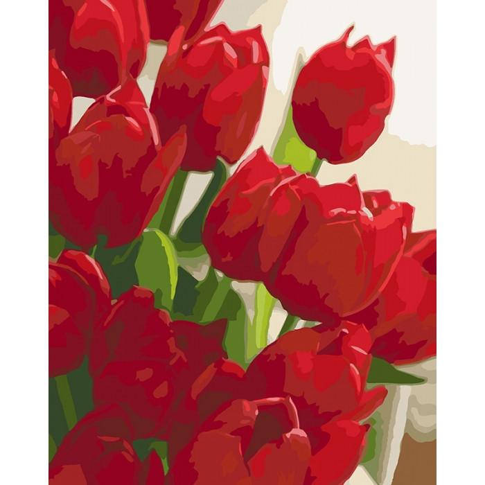Картина по номерам Любимой КНО2945 Идейка 40x50см