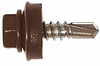 Покрівельний саморіз шоколад 4.8х19 500 шт