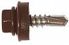 Кровельный саморез шоколад 4.8х35 500 шт