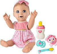 Интерактивная кукла Luvabella Лувабелла Блондинка Spin Master Luvabella Blonde Hair Interactive Doll
