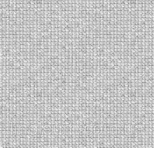 Ковролін флокіроване покриття Flotex Vision Image 000533 keyboard white
