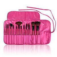 Подарок к Рождеству Набор кистей для макияжа SHANY Professional 12 - PINK