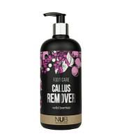 Засіб для педикюру NUB Foot Care Callus Remover Wild Berries, 500 мл