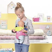 Рюкзак-кенгуру для куклы BABY BORN 824443
