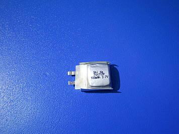 Аккумулятор Li-pol Shida 701717P 3,7v 100mAh-12C