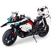Конструктор XingBao 03019 Патрульний мотоцикл 1075 деталей