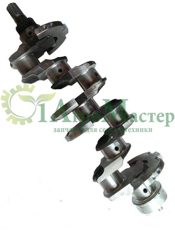 Коленчатый вал 245-1005015-А коленвал МТЗ, Д-245 с шестерней