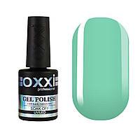 Гель-лак Oxxi Professional №104 (м'ятний, емаль)