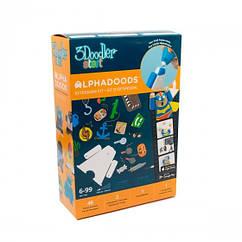 Набор для 3D-ручки 3Doodler Start - АНИМАЦИЯ (48 стержней, шаблон, аксессуары) 8SAKALPD3R
