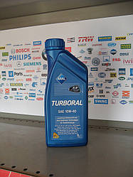 Моторное масло Aral Turboral 10W-40 1л