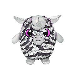 М'яка іграшка з паєтками SHIMMEEZ S3 - ЄДИНОРІГ МЕРІ (20 cm) SH02026-0006