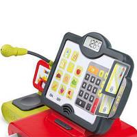Детский кассовый аппарат детская электронная касса Smoby 350102