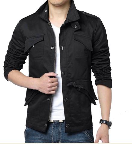 Чоловіча куртка СС-6458-10