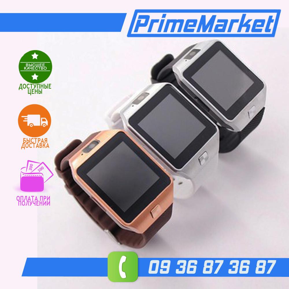 DZ09 Uwatch Умные часы телефон /Smart Watch, фото 1