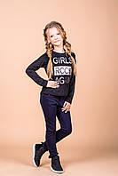 Детские брюки для девочки F&D Венгрия DY1035