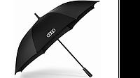 Зонт-трость Audi Rings Stick Umbrella, Big, Black,3121700200