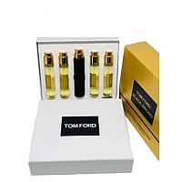Подарочный набор мини парфюмов Tom Ford Black Orchid женский 5*11 мл