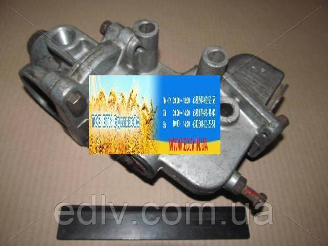 Кран тормозной 1-секционный ЗИЛ 130 130-3514010-Б