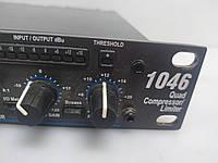 DBX 1046 Quad сompressor limiter компрессор лимитер