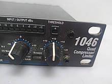 DBX 1046 Quad сомргеѕѕог limiter компресор, лімітер