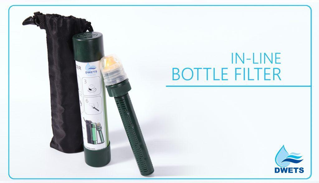 Ультрафильтрационный картридж Dwets для стандартной бутылки